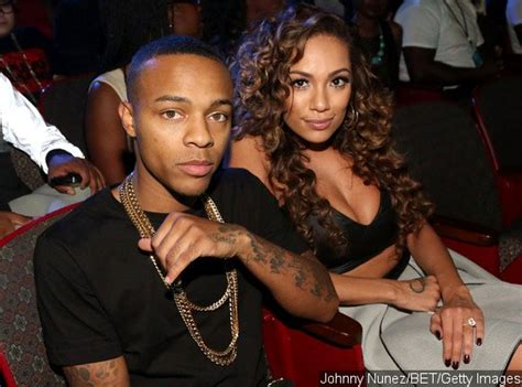 bow wow is officially off the market engaged to love hip hop bow wow and erica mena are engaged