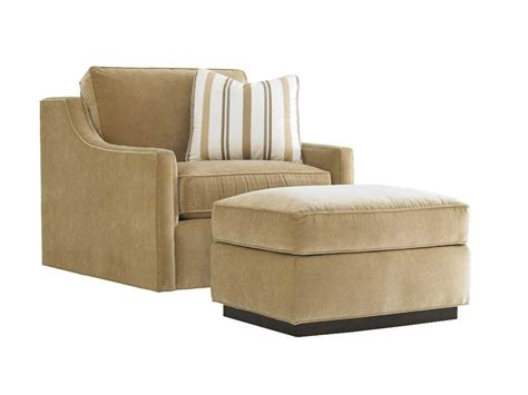 2 person chair and ottoman lexington tower place bartlett chair and ottoman set