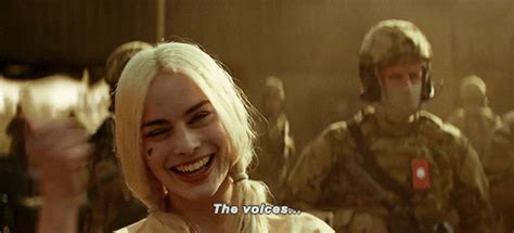 margot robbie harley quinn gif harley quinn animated gif 3945389 by helena888 on favim