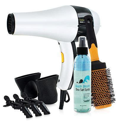 Hair Dryer Gift Set edu revolution pro 3600i lightweight ionic styling hair dryer this is a gift set that