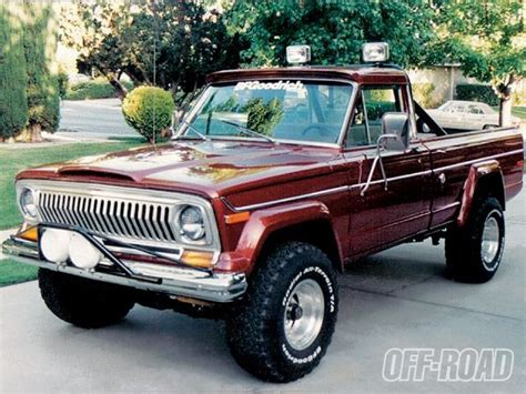 71 Jeep Truck 181 Best Images About Classic Farm Trucks On