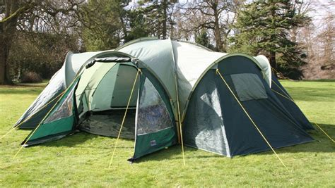 3 bedroom tent harstaad 8 tent