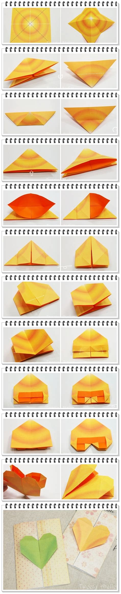 How To Make Easy Paper Craft Step By Step - how to make origami paper