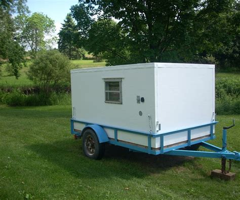 home built cer plans built trailer plans home built cer plans pictures about