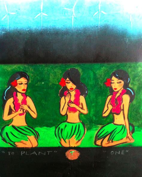 honolulu academy  art drew toonz