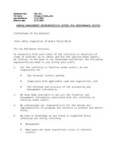 management representation letter format ads reference 592saa u s agency for international