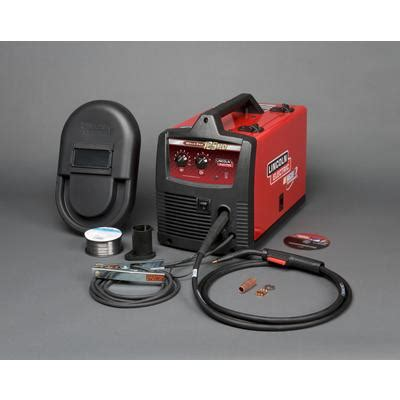 lincoln electric weld pak 125hd wire feed welder home