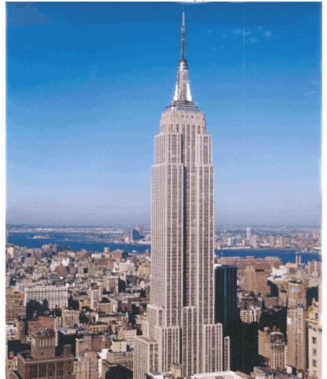 Empire State Floors by Image Top Of The Empire State Building New York City