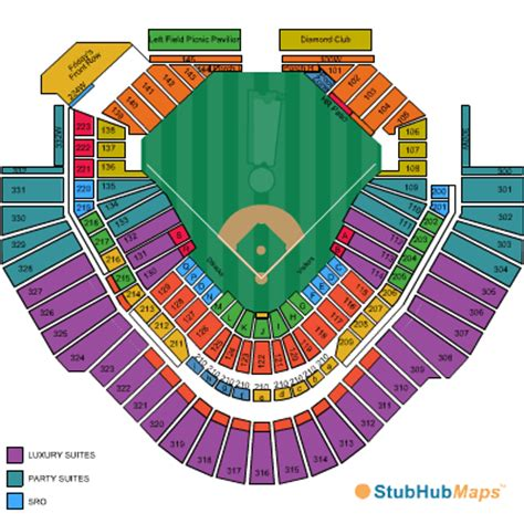 d backs stadium seating chart field seating chart pictures directions and