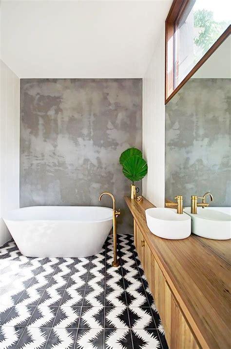 best 25 black bathrooms ideas on pinterest concrete 25 best ideas about cement tiles bathroom on pinterest