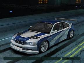 igcd net bmw m3 gtr in need for speed carbon