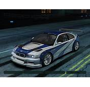 IGCDnet BMW M3 GTR Dans Need For Speed Carbon