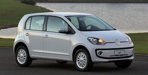 Report ? Volkswagen Up! cheapest new car to repair in Brazil