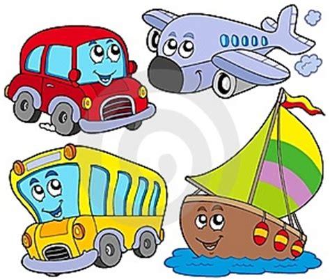 imagenes animadas medios de transporte illustrazione 12324267 autore clairev