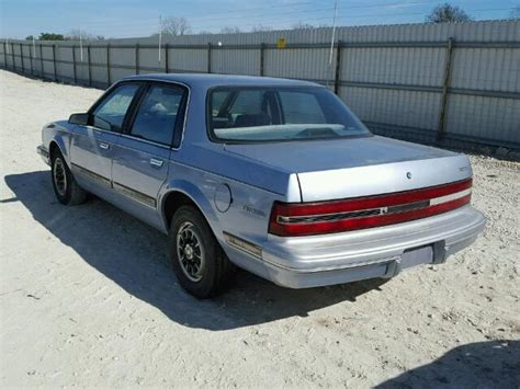 1995 buick century for sale 1995 buick century sp for sale at copart new braunfels tx