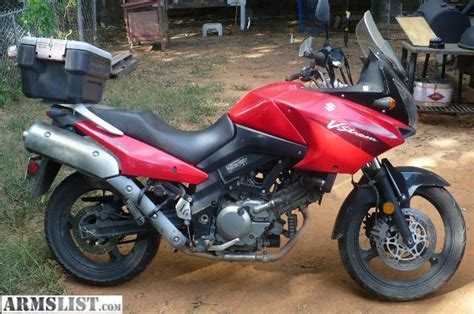 Suzuki 650 V Strom For Sale Armslist For Sale 06 Suzuki V Strom 650