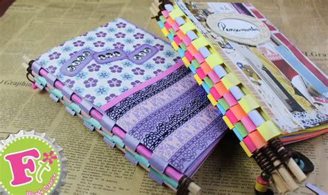 como hacer imagenes 3d en un libro c 243 mo hacer una libreta cuaderno muy original floritere