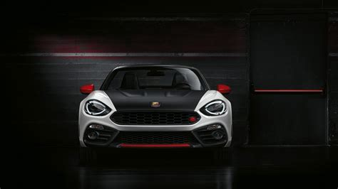 fiat  spider abarth wallpaper hd car wallpapers