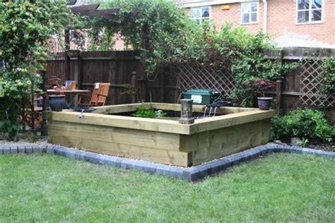 Raised Garden Pond Ideas Raised Koi Pond Designs Ideas Landscaping Gardening Ideas