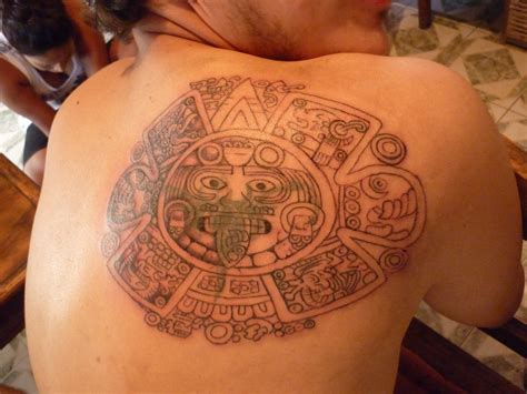 tattoos aztecas tattoos de aztecas car interior design