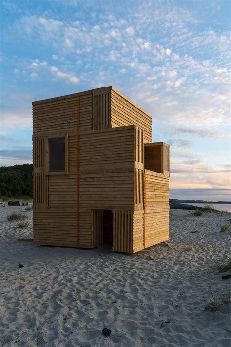 nordic boat house gallery of salt festival installations rintala