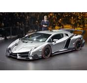 Lamborghini Veneno Image  World Of Cars
