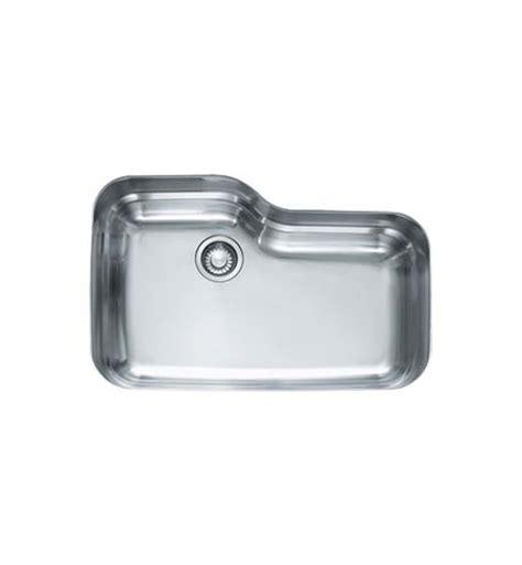 single basin stainless steel kitchen sink franke orx110 orca single basin undermount stainless steel