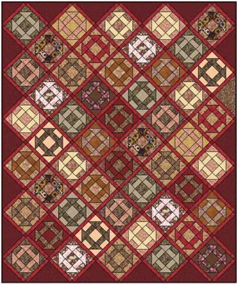 Sashing Quilt Blocks by Churn Dash Quilt Designs