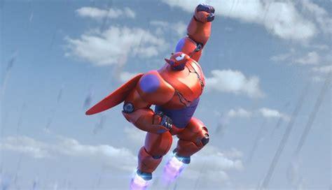 Flying Baymax big 6 grandes heroes baymax heroe todas