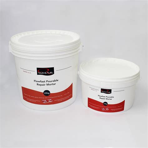Pourable Clear Epoxy Rubber Pourable Concrete Filler