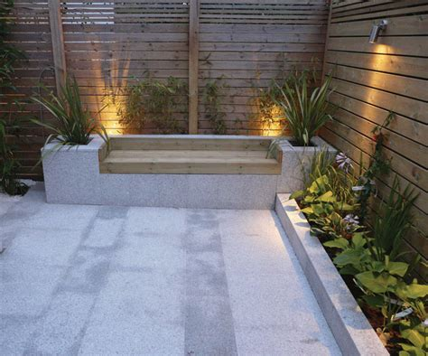 Planters With Bench Seating by Brickwork Raised Planters Abstract Landscapes Ltd