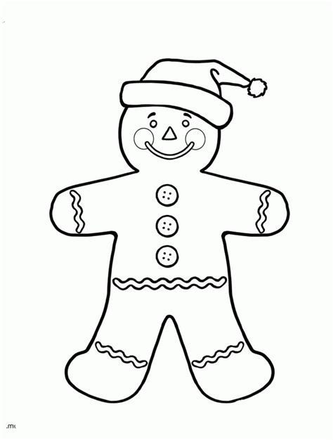 cute gingerbread coloring pages gingerbread baby coloring pages coloring home