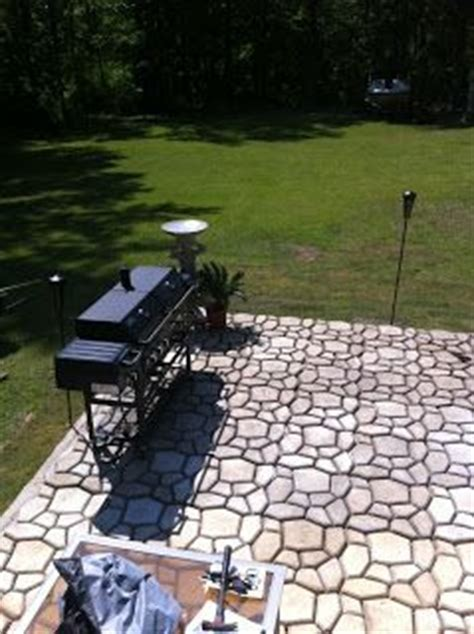 Quikrete Patio Ideas Fan Made This Fan Used The Quikrete Quikrete Walk Maker