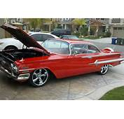 1960 Chevy Impala Classic Car Wallpaper  CarNuttsInfo