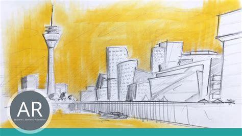 architektur skizzen zeichnen architektur skizzen perspektivisch zeichnen lernen