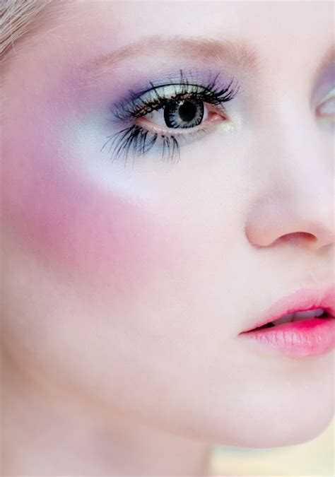 Pastel Makeup Complete Tutorial with Detailed Steps