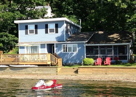 243 Best Images About Our Lakefront Vacation Rentals On Finger Lake Cottage Rentals