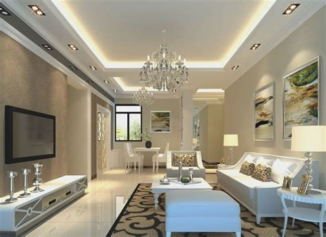 Plaster Ceiling Design For Living Room I Modern Design Plaster Ceiling Living Room