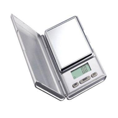 Timbangan Digital Emas Tanita jual camry pocket silver timbangan emas 500 g harga kualitas terjamin blibli