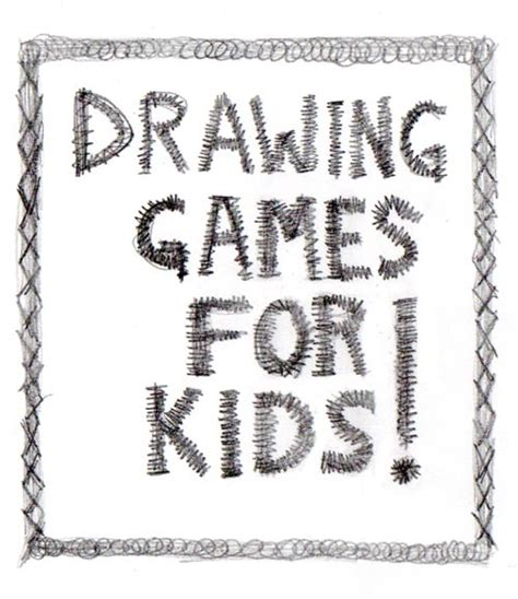 drawing games 17 best images about kid s drawing ideas on pinterest