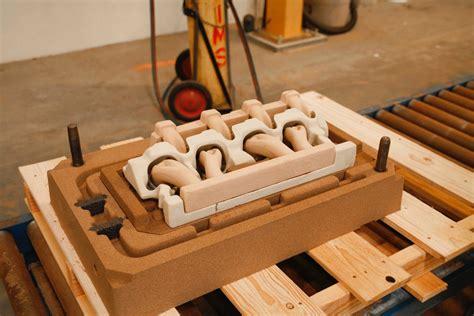 wood pattern making for casting bangshift com edelbrock