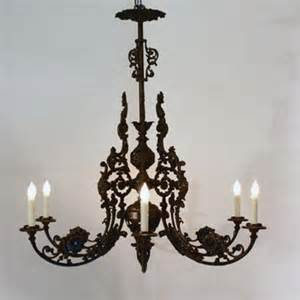 cast iron chandelier cast iron chandelier h29824425 for sale