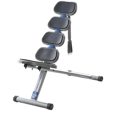 proform bench proform ab bench 134419 at sportsman s guide