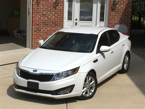 kia optima 2013 ex 2013 kia optima ex gdi one owner clean carfax