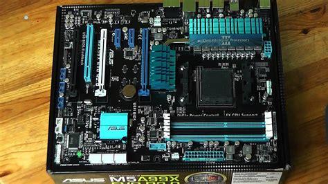 Asus M5a99x Evo R2 0 unboxing i wyposa蠑enie p蛯yty asus m5a99x evo r2 0