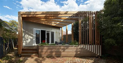 Hyla Architects holz terrassen 252 berdachung design aus australien