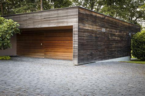 Int 233 R 234 T Et Prix D Un Garage En Bois 224 Toit Plat Pergola Bois Garage