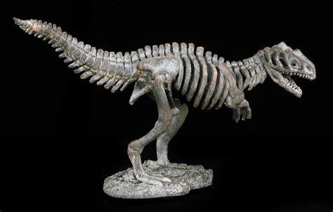 dinosaurier schlafzimmer accessoires dinosaurier figur kleines tyrannosaurus rex skelett