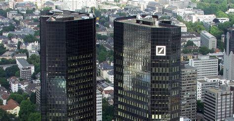 deutsche bank frankfurt deutsche bank vor neuausrichtung finanzblatt