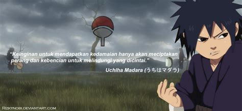 anime quotes indonesia madara quotes indonesian by rizkynobi on deviantart